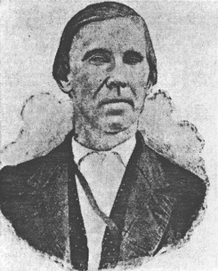 J. W. Cheek, First Mayor of Durham, 1869-1871