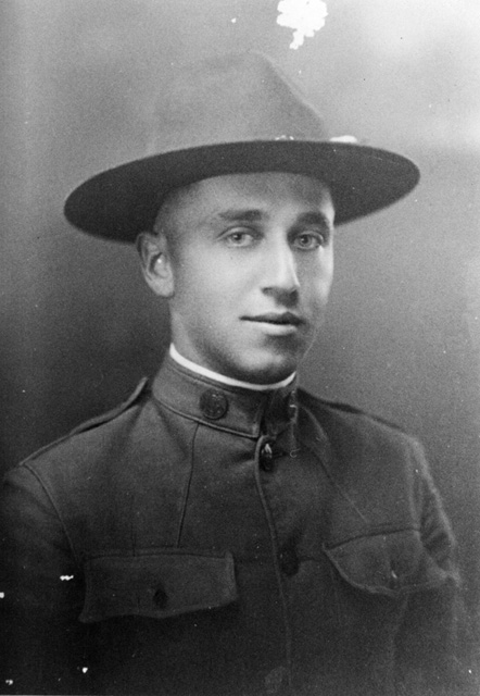Robert Littleton Mitchell, World War I Casualty