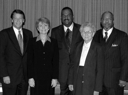 Durham County Board of Commissioners, 2006-2008