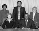Durham County Board of Commissioners, 2009-2011