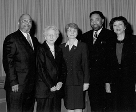 Durham County Board of Commissioners, 2002-2004