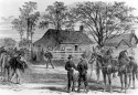 The Confederate Surrender at Bennett Place
