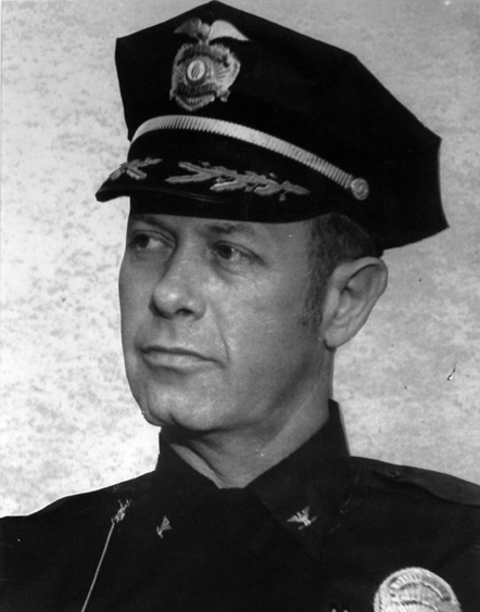 Jon P. Kindice, Chief of Police, 1974-77
