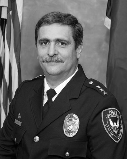 Jose Lopez, Sr., Chief of Police, 2007- Present