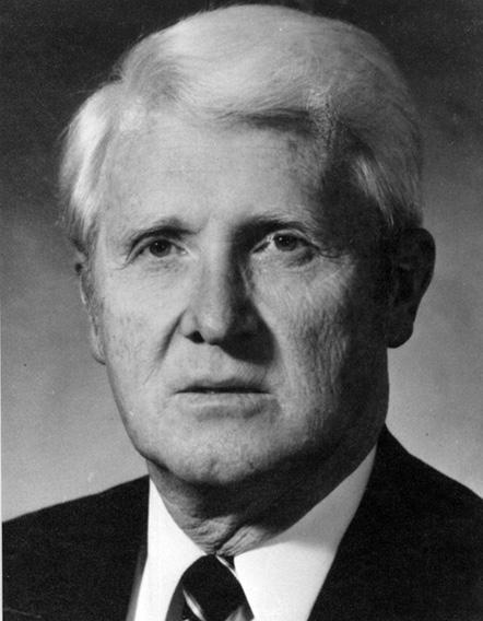 """Talmadge H. Lassiter, Director of Public Safety, Chief of Police, 1980-88"""