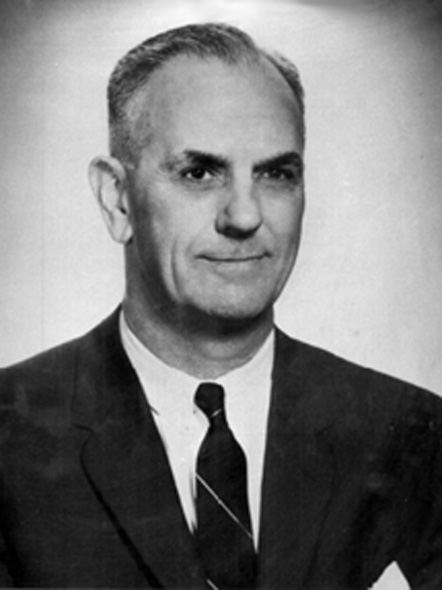 Claude V. Jones, Interim City Manager, 1943 and 1946