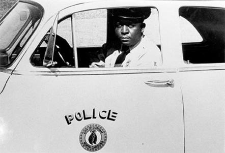 """Clyde Cox, One of the First Two African-American Police Officers"""