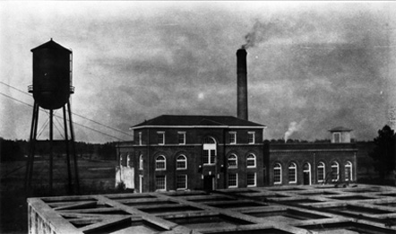 Durham City Water Works