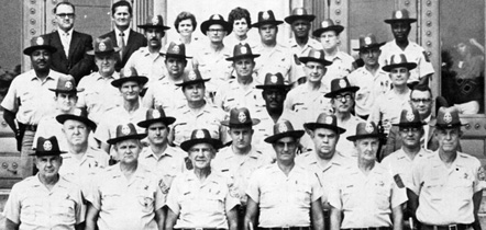 Durham County Sheriff's Department, 1972