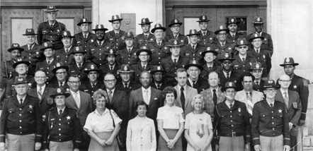 Durham County Sheriff's Department, 1974