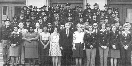 Durham County Sheriff's Department, 1978