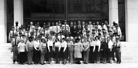 Durham County Sheriff's Department, 1982