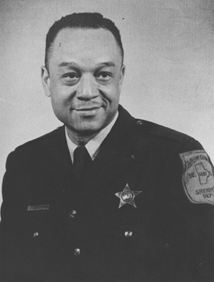 Joseph Biggers, Second African-American Deputy Sheriff in Durham County