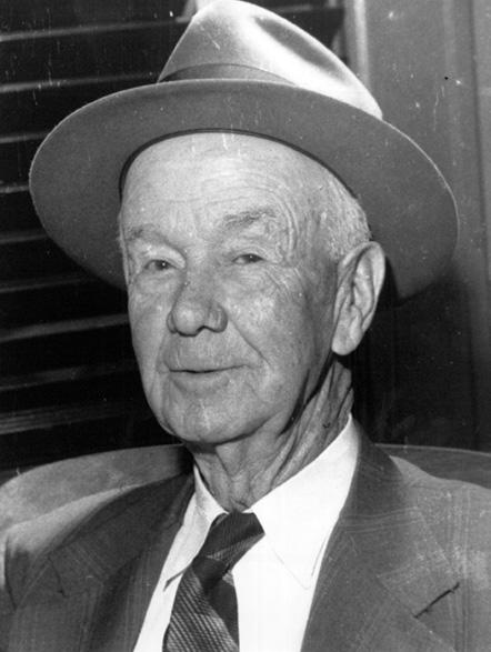 """Eugene G. """"Cat"""" Belvin, Durham County Sheriff, 1930-1958"""