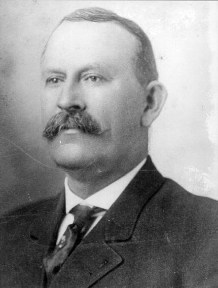 John F. Harward, Durham County Sheriff, 1906-1930