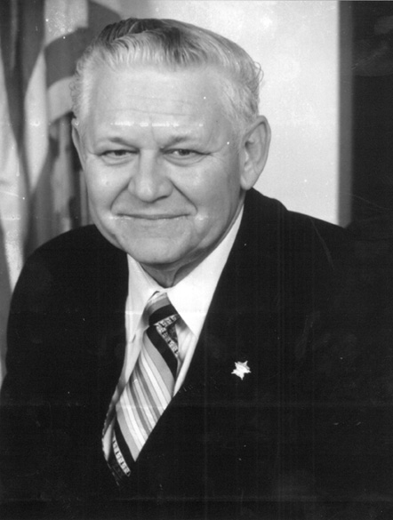 "William A. ""Bill"" Allen, Durham County Sheriff, 1977-1982"