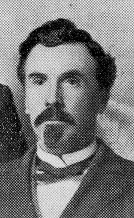 Dewitt C. Mangum, Clerk of Superior Court, 1886-1889