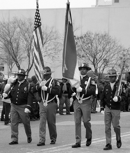 Durham County Sheriff's Office Honor Guard
