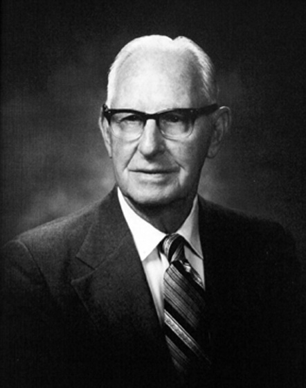 Dewey S. Scarboro, Member and Chairman, Durham County Board of Commissioners, 1950-1980