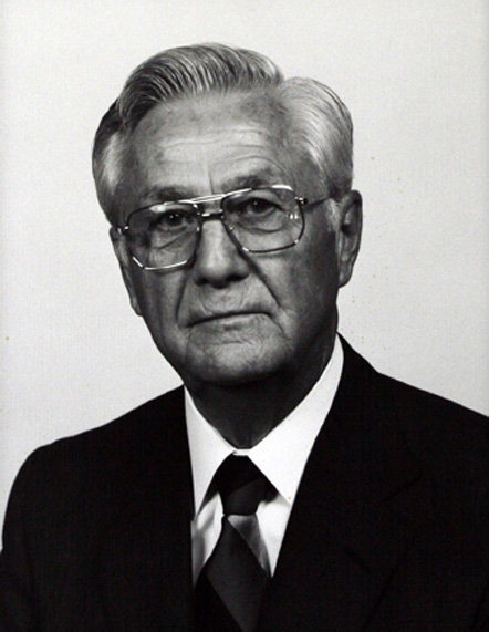 "Edwin B. ""Ed"" Clements, Member and Chairman, Durham County Board of Commissioners, 1954-1984"