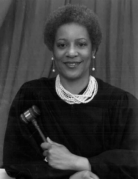 Elaine M. Bushfan, District and Superior Court Judge, 1994-Present