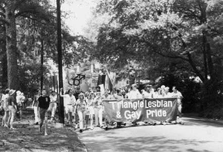 Durham's Inaugural PrideFest