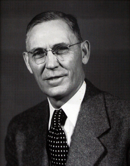 George F. Kirkland, Durham's Longest Serving County Commissioner, 1936-1968