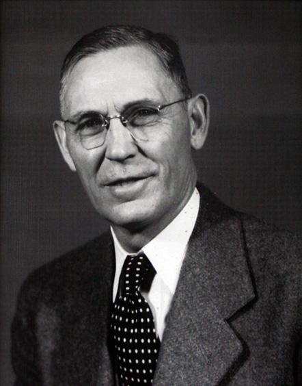George F. Kirkland, Durham's Longest Serving County Commissioner, 1936-1968