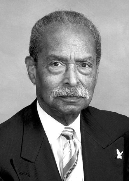 "Henry M. ""Mickey"" Michaux Jr., Longest Serving Member in the North Carolina House, Durham's First African-American State Representative"