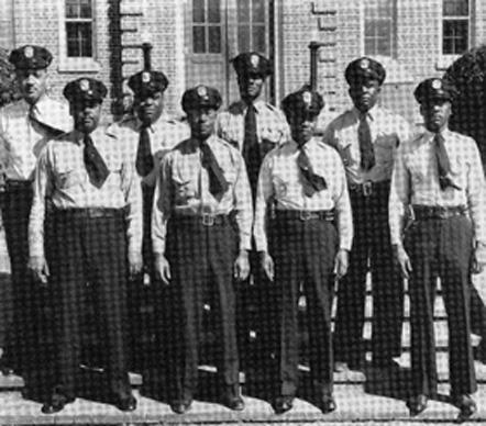 Hayti Police 1949