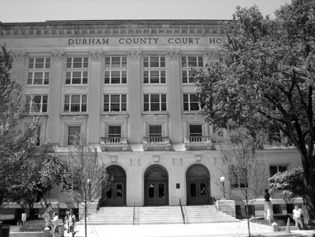 Second Durham County Courthouse