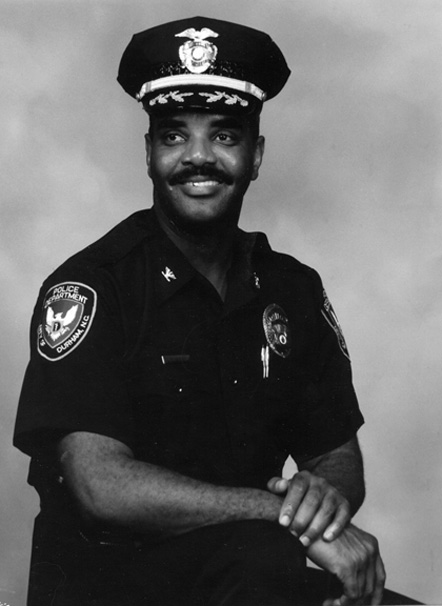 Jackie McNeil, Chief of Police, 1992-1997