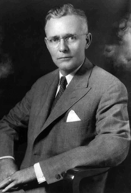 Marshall T. Spears, Superior Court Judge, 1935-1938