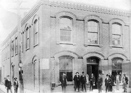 The John L. Markham Cash Store