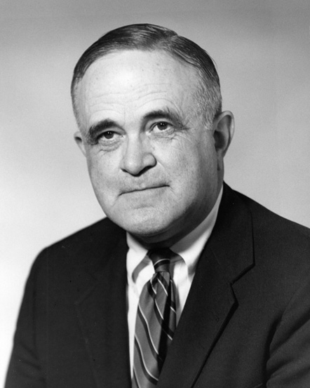 Charles Markham, Mayor of Durham, 1981-1985