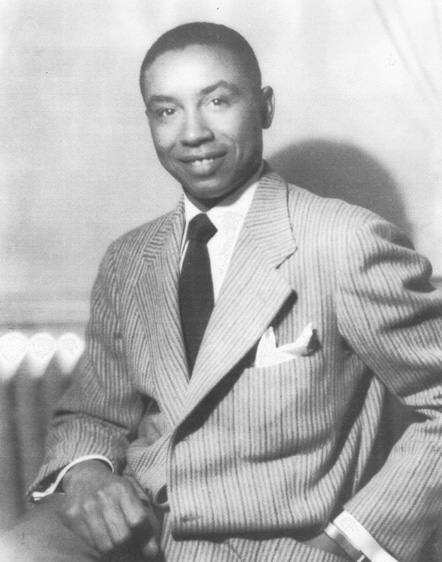 Floyd B. McKissick, Lawyer and Nationally Recognized Civil Rights Activist
