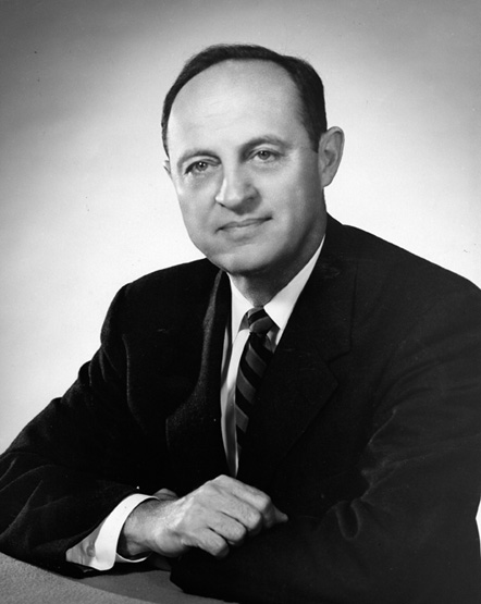"Emanuel J. ""Mutt"" Evans, First Jewish Mayor, 1951-1963"