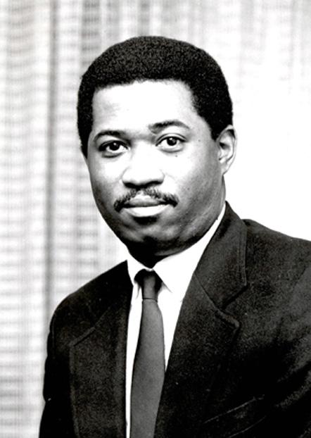 Orlando F. Hudson, District and Superior Court Judge, 1984-Present