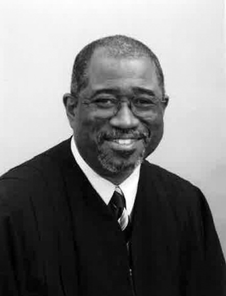 Orlando F. Hudson, District and Superior Court Judge, 1984-Present