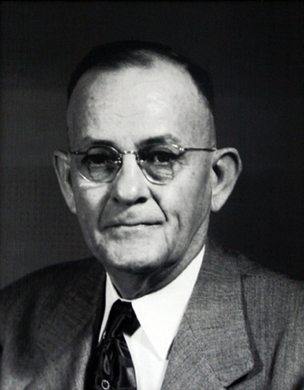 Robert L. Brame, Member and Chairman, Durham County Board of Commissioners, 1944-1952