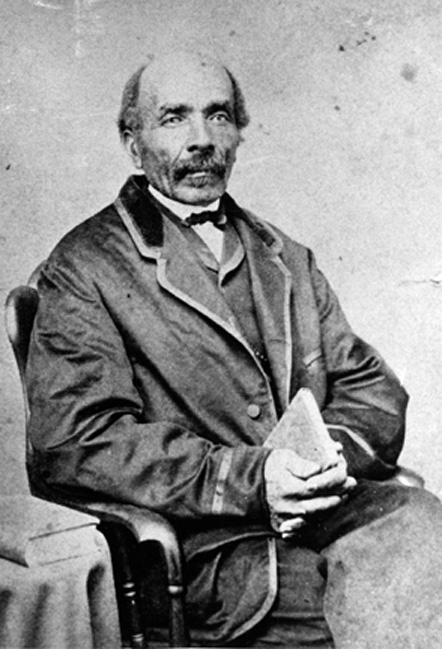 Robert Fitzgerald, Teacher of Newly Free African Americans