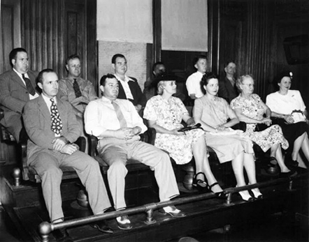First Female Jury Members