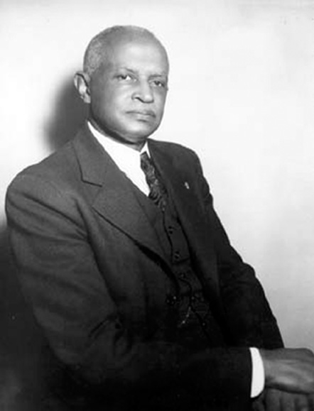 Dr. James E. Shepard, Founder of North Carolina Central University