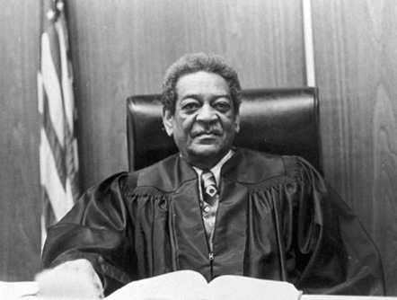 William Gaston Pearson, II, North Carolina's First African-American District Court Judge, 1977-1984