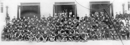 Company M, World War I
