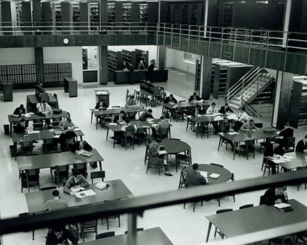 Duke University Law Library