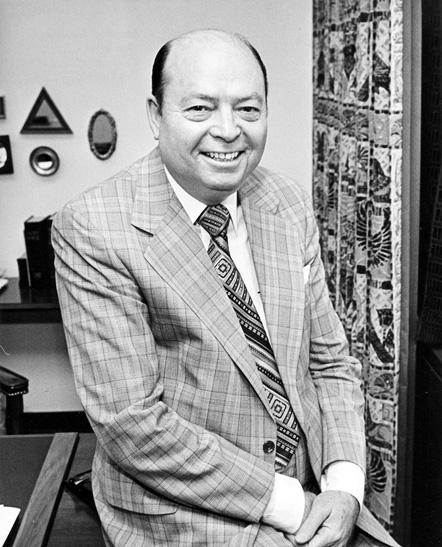 Edmund Slade Swindell, Jr., Durham County Manager, 1949-1984