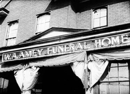 William Amey Funeral Home