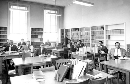 Library, North Carolina Central University School of Law