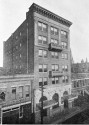 North Carolina Mutual Life Insurance Company Building in the 1920s